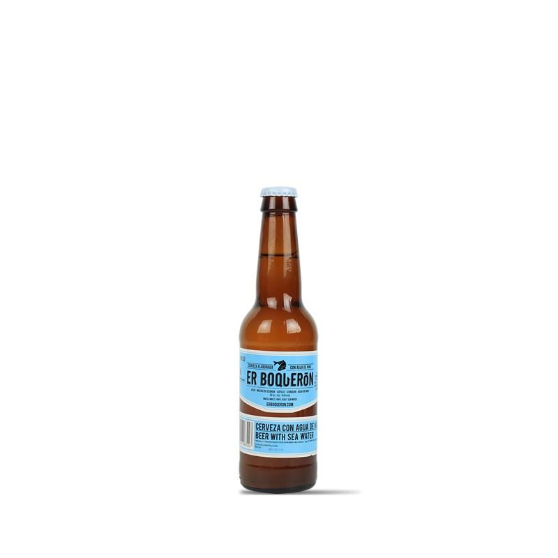 Birra La Clàsica 0,33cl er Boquerón