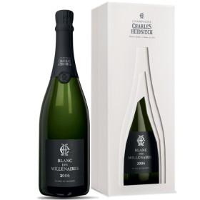 Champagne Blanc des Millénaires Cofanetto Crayères 2006 Charles Heidsieck 0,750 L