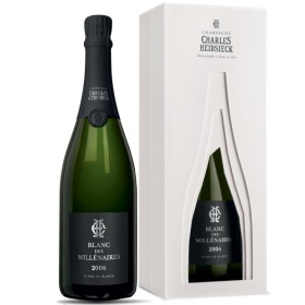 Champagne Blanc des Millénaires Crayères Gift Box 2006 Charles Heidsieck 0.750 L