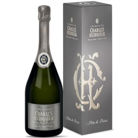 Champagne Blanc De Blancs Gift Box NV Charles Heidsieck 0.750 L