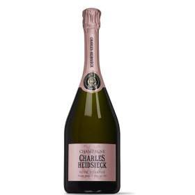 Champagne Rosé Réserve NV Charles Heidsieck 0,750 L