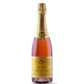 Crémant d'Alsace Crémant d'Alsace Brut Rosé NV Gustave Lorentz 0,750 L