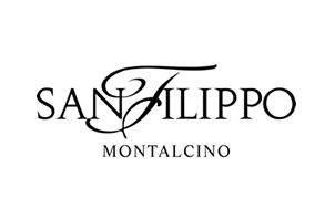 San Filippo Montalcino Logo