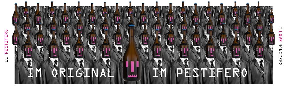 Monster's Wine Evocativa