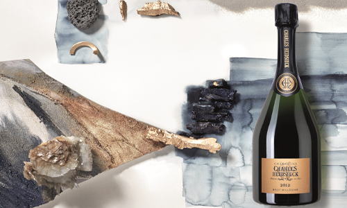 Vinous. Shop today would like to introduce you to the Brut Millésimé 2012 in Charles Heidsieck