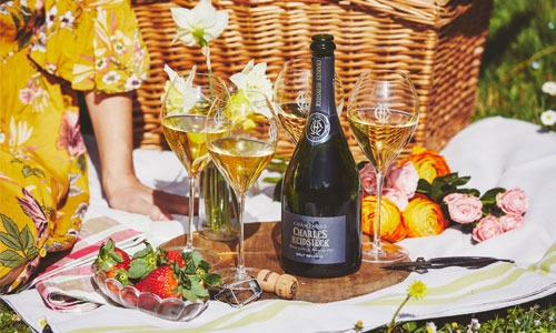 Maison Charles Heidsieck opens its gardens in July